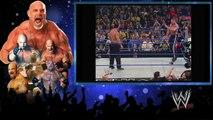 Bill Goldberg Attacks Brock Lesnar - Bill G