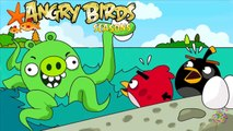 Angry Birds Coloring Book Compilations - Angry Birds Coloring Pages For Learning Colors