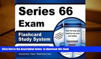 FREE [DOWNLOAD] Series 66 Exam Flashcard Study System: Series 66 Test Practice Questions   Review