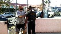 STREET WARRIOR SELF DEFENSE VS PUSH 2 CAPOEIRA DAS RUAS DEFESA CONTRA EMPURRANDO 2