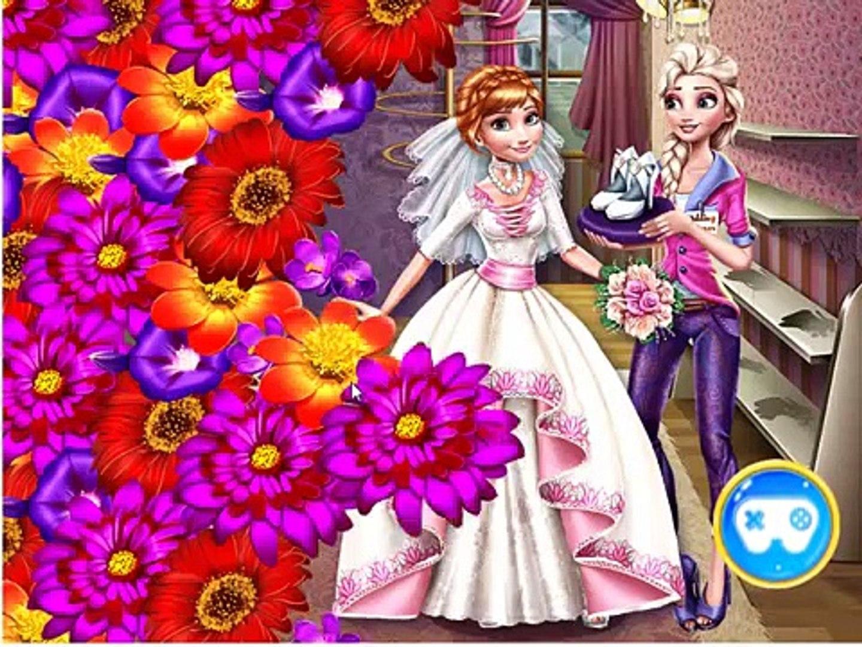 Elsa prepared annas wedding game , fun game for kids , super game for child , best game for kids ,