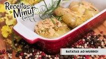 Batatas ao Murro - Receitas de Minuto EXPRESS #108-Whmdz851K7I