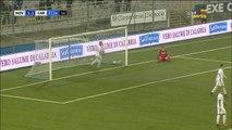 2-1 Gianluca Sansone Goal Italy  Serie B - 30.12.2016 Novara Calcio 2-1 Carpi FC