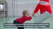 Boy With Down Syndrome Performs 'Nutcracker' with Cincinnati Ballet-1H2I_UZFlm8