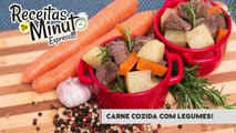 Carne Cozida com Legumes - Receitas de Minuto EXPRESS #117-8TTGk9OVBtc