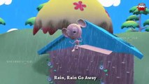 Rain, Rain, Go Away Nursery Rhyme for kids | Creador Rhymes Bus