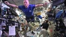 Le Mannequin Challenge de l'équipage de la Station Spatiale Internationale