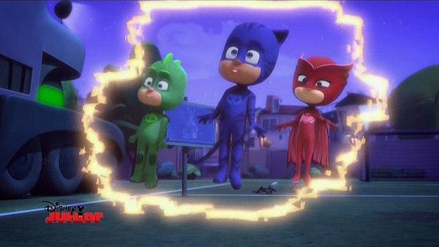 PJ Masks - Super Pigiamini - 01x16 - Gattoboy prende il comando - Due torti per Gufetta