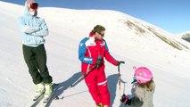Hautes-Alpes : Dévalez à plus de 100 km/h en ski à Vars