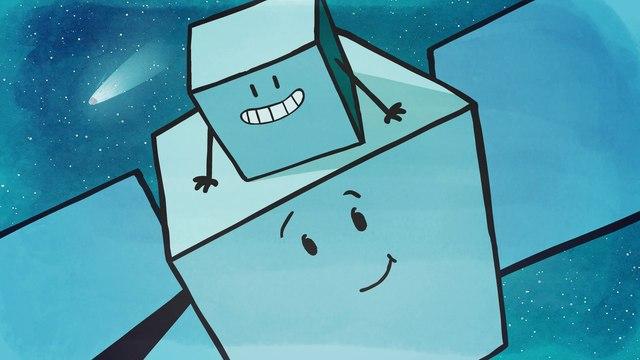 The amazing adventures of Rosetta and Philae (Spanish)