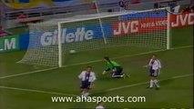 اهداف مباراة هولندا و يوغوسلافيا 2-1 ثمن نهائي كاس العالم 1998