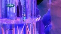 Trefl - Craft Castle - Disney Frozen - Królewski Zamek Anny i Elsy - TV Toys
