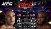 Jon Jones vs Brandon Vera UFC FIGHT NIGHT EvenTs