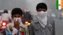 New Delhi berharap mesin jet dapat menghilangkan polusi udara yang mengerikan - Tomonews