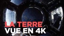 2 minutes de la Terre vue de l'espace en 4K