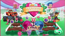 Nick Jr Friendship Garden | Paw Patrol | Bubble Guppies | Blaze | All Episodes |