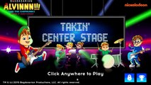Alvin and the Chipmunks Takin Center Stage - Nickelodeon Games - HD