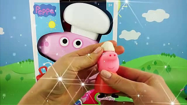 Peppa Pig - Cook. Set For Little Chefs