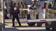 Soldados israelitas atingem a tiro palestiniana na Cisjordânia