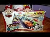 Babbo Natale porta un Bellissimo Regalo : la pista Cars McQueen by Mattel