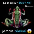 meilleur Body art