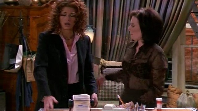 Will and Grace 107 Where There's A Will, There's No Way