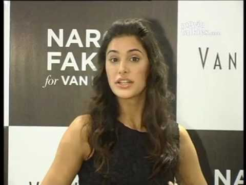'Van Heusen Women' Announces Nargis Fakhri as their Brand Ambassador