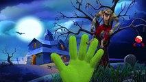 Skeleton Balloons Halloween Dracula Vampire Finger Family | Mummy Zombies Halloween Family Rhymes