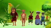 3D Animated Cartoon Finger Family Rhymes For Kids | Funny Kids Animation Songs |