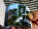 Flip Book : Paris, France 12h07 - L'Arc de Triomphe