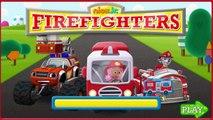 Nick Jr Firefighters - Games Videos for Little Kids | Full HD Fun Gameplay Videos