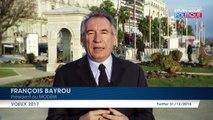 Les quatre voeux de François Bayrou pour 2017