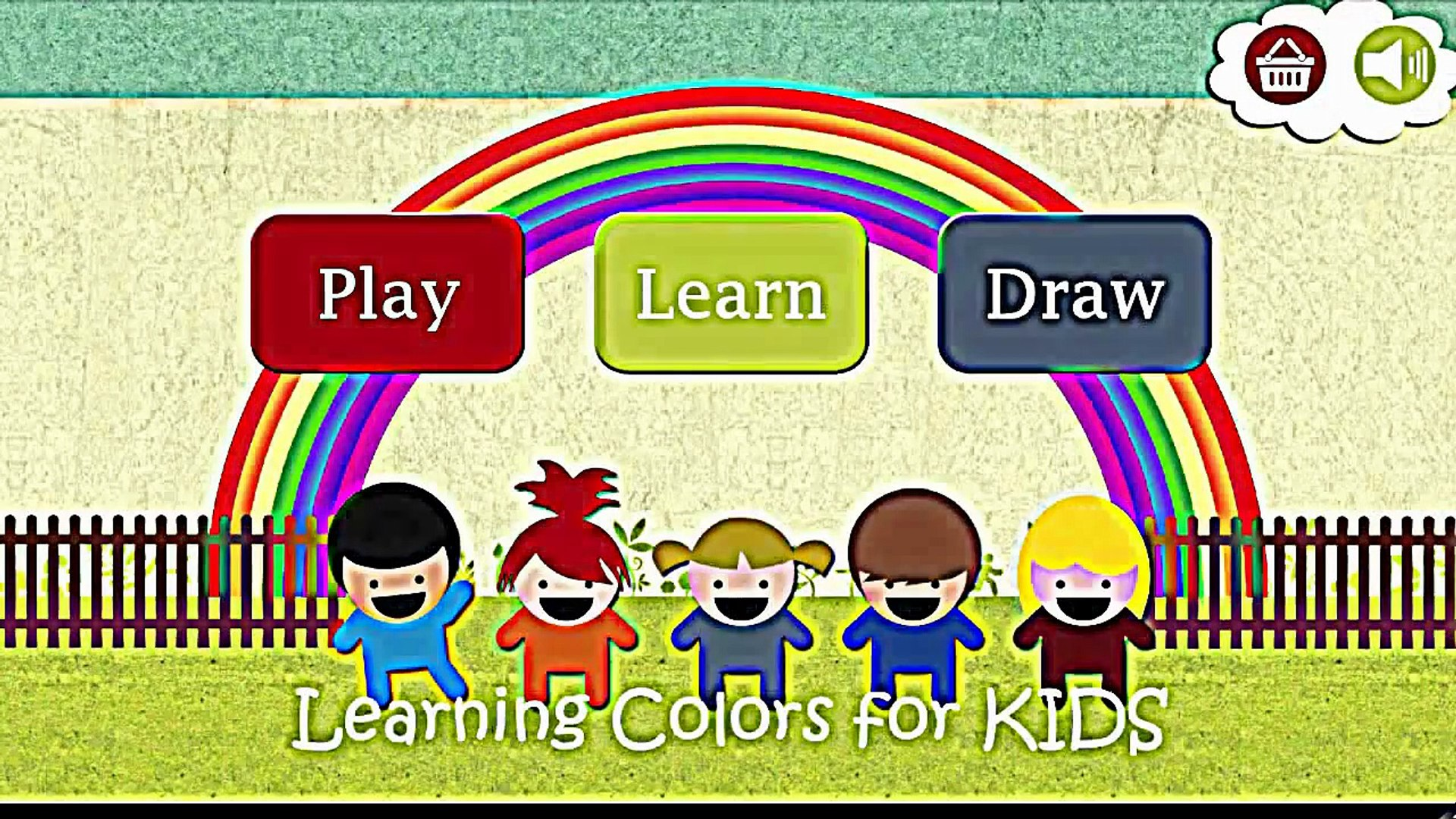 Learning Color Games for Kids to Play - Coloring Gameplay for Kids and Play