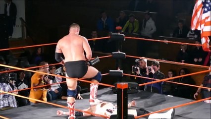 Catch Wrestling: Champions Night - Chris Bambikiller Raaber vs. Joe Doering - Rematch - Build Up