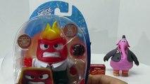 INSIDE OUT Movie Surprise Egg BING BONG Opens Huge ANGER Play-Doh Surprise Egg!