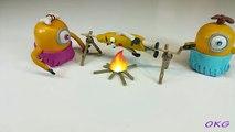 Big Explosion Angry Birds Joker PlAy DOh Stop Motion Animation Batman Short Movie Clips
