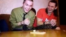COMEDY VIDEOS _ JACKASS - Blow mousetrap.  Funny Videos. LOL. EPIC FAIL-L7cmonT21Yo