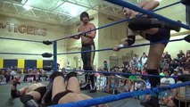 What It's Like To Be Double Teamed By Colt Cabana & Chuck Taylor - Absolute Intense Wrestling