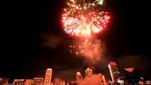 NEW YORK USA 2017 FIREWORKS NEW YEARS CELEBRATION AMAZING -CRAZY FIREWORKS IN NEW YORK NEW YEARS EVE 2017