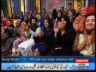 Khabardar with Aftab Iqbal 31 December 2016 - Express News