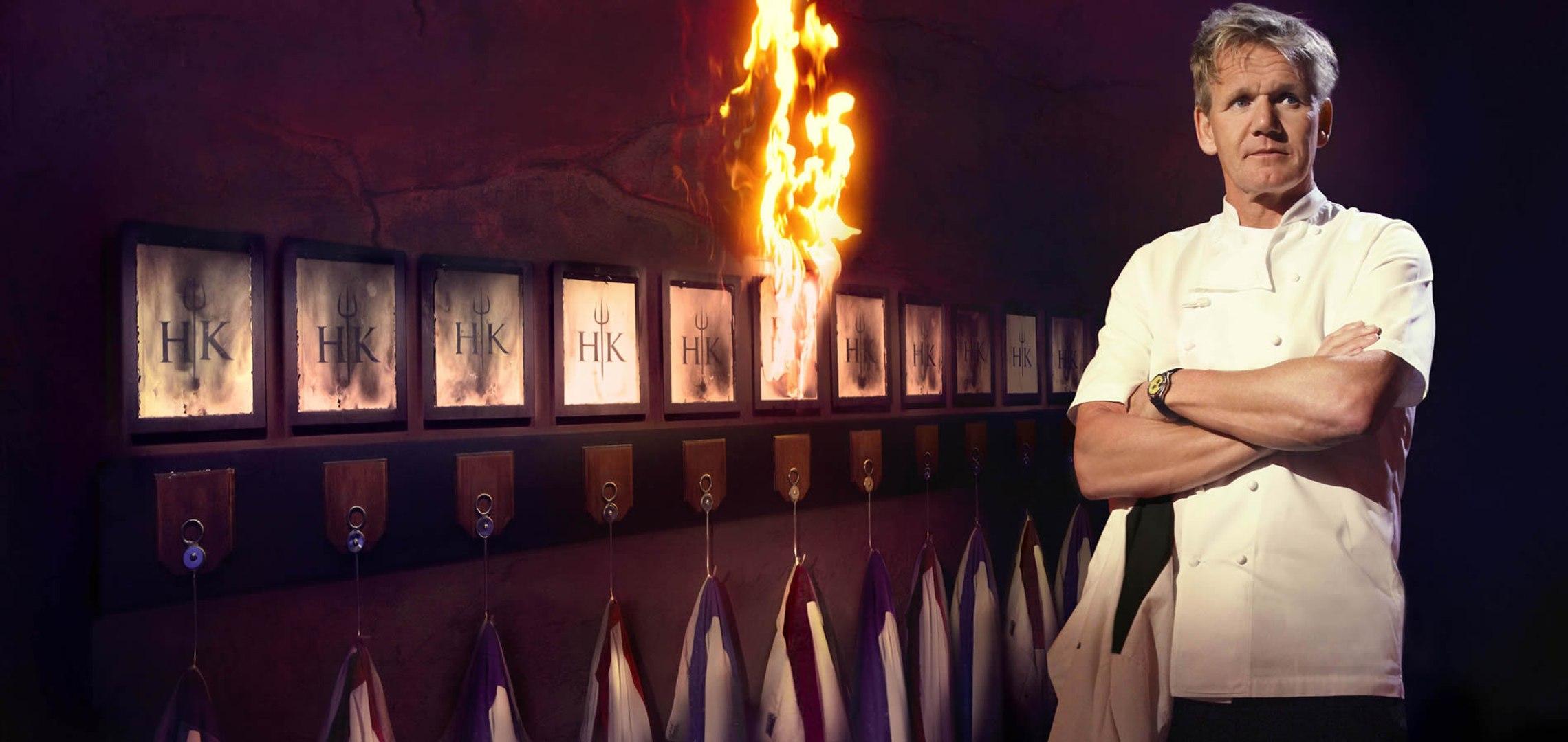 Hells Kitchen Extras Season 3 Intro 2007 Us
