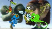 Animals Cartoons Finger Family Children Nursery Rhymes |Animals Finger Family Rhymes for Children