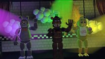 Five Nights at Freddy s Animation  Foxy React to FNAF World [SFM]