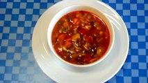 "Soupe Tunisienne "" Hlalem "" soupe tunisienne facile - Tunisian Cuisine ZAKIA"