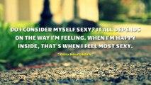 Anna Kournikova Quotes #1