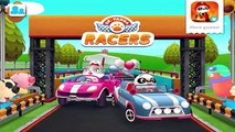Dr. Panda Racers New Apps For iPad,iPod,iPhone For Kid