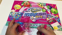 Mcdonalds Fast Food Happy Meals Exclusive Shopkins Happy Meal Seasons 1, 2, 3, 4 ? FamilyToyReview