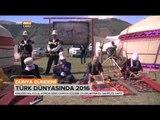 2. Dünya Göçebe Oyunları ile Kırgızistan'da 2016 - Dünya Gündemi - TRT Avaz