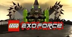 Lego Exo-Force - Aero Booster 8106, Fight for the Golden Tower 8107 & Mobile Devastator 8108
