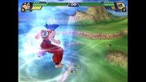 Dragon Ball Z: Budokai Tenkaichi 3 / Saiyan Saga / Goku and Piccolo vs Raditz #1